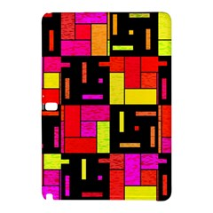 Squares And Rectangles Samsung Galaxy Tab Pro 12 2 Hardshell Case by LalyLauraFLM
