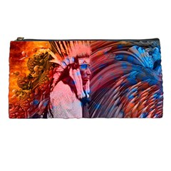 Astral Dreamtime Pencil Case by icarusismartdesigns