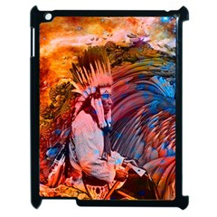 Astral Dreamtime Apple Ipad 2 Case (black) by icarusismartdesigns