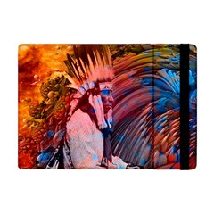 Astral Dreamtime Apple Ipad Mini Flip Case by icarusismartdesigns