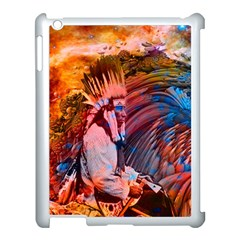 Astral Dreamtime Apple Ipad 3/4 Case (white) by icarusismartdesigns