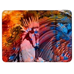 Astral Dreamtime Samsung Galaxy Tab 7  P1000 Flip Case by icarusismartdesigns