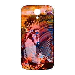 Astral Dreamtime Samsung Galaxy S4 I9500/i9505  Hardshell Back Case by icarusismartdesigns