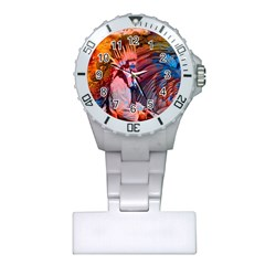 Astral Dreamtime Nurses Watch by icarusismartdesigns