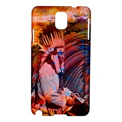 Astral Dreamtime Samsung Galaxy Note 3 N9005 Hardshell Case by icarusismartdesigns