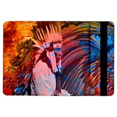 Astral Dreamtime Apple Ipad Air 2 Flip Case by icarusismartdesigns