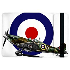 Spitfire And Roundel Apple Ipad Air 2 Flip Case by TheManCave