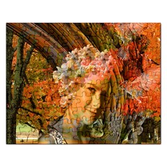 Autumn Jigsaw Puzzle (rectangle) by icarusismartdesigns