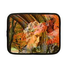 Autumn Netbook Sleeve (small) by icarusismartdesigns