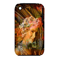 Autumn Apple Iphone 3g/3gs Hardshell Case (pc+silicone) by icarusismartdesigns