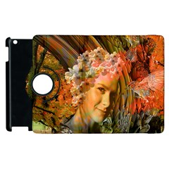 Autumn Apple Ipad 2 Flip 360 Case by icarusismartdesigns