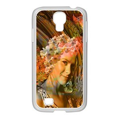 Autumn Samsung Galaxy S4 I9500/ I9505 Case (white) by icarusismartdesigns