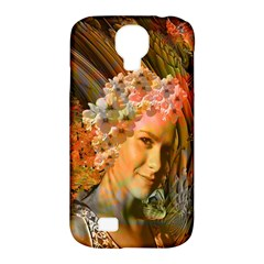 Autumn Samsung Galaxy S4 Classic Hardshell Case (pc+silicone) by icarusismartdesigns