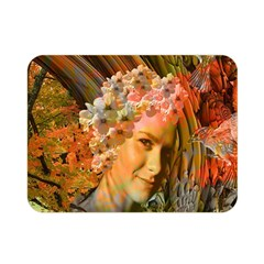 Autumn Double Sided Flano Blanket (mini) by icarusismartdesigns
