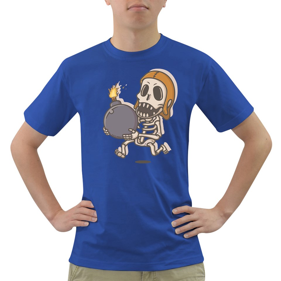 Clash Of Clans Wall Breaker Dark T Shirt Cowcow The