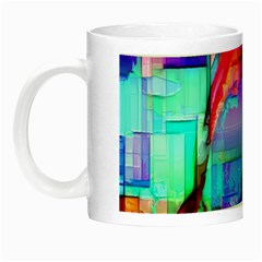 Tim Henderson Dolphins Glow In The Dark Mug by TheWowFactor