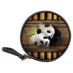 Panda Love Cd Wallet by TheWowFactor