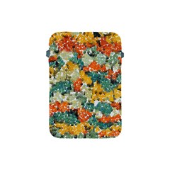 Paint Strokes In Retro Colors Apple Ipad Mini Protective Soft Case by LalyLauraFLM