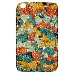 Paint Strokes In Retro Colors Samsung Galaxy Tab 3 (8 ) T3100 Hardshell Case  by LalyLauraFLM