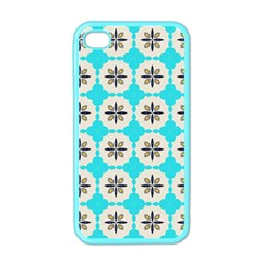 Apple Iphone 4 Case (color) by LalyLauraFLM