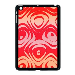 Gradient Shapes Apple Ipad Mini Case (black) by LalyLauraFLM