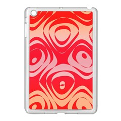 Gradient Shapes Apple Ipad Mini Case (white) by LalyLauraFLM