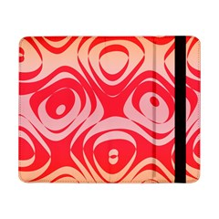 Gradient Shapes Samsung Galaxy Tab Pro 8 4  Flip Case by LalyLauraFLM