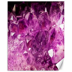 Amethyst Stone Of Healing Canvas 16  X 20  (unframed) by FunWithFibro