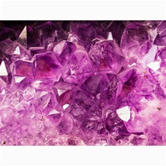 Amethyst Stone Of Healing Canvas 18  X 24  (unframed) by FunWithFibro