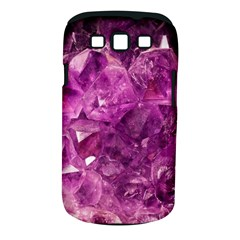Amethyst Stone Of Healing Samsung Galaxy S Iii Classic Hardshell Case (pc+silicone) by FunWithFibro