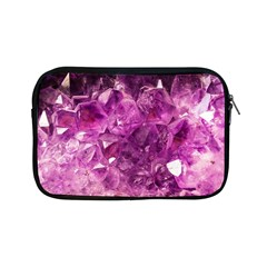 Amethyst Stone Of Healing Apple Ipad Mini Zippered Sleeve by FunWithFibro