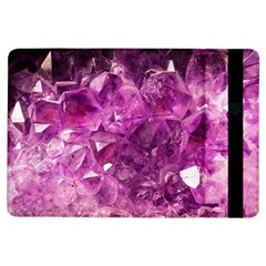 Amethyst Stone Of Healing Apple Ipad Air Flip Case by FunWithFibro
