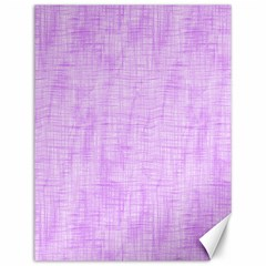 Hidden Pain In Purple Canvas 12  X 16  (unframed) by FunWithFibro