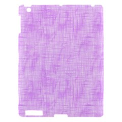 Hidden Pain In Purple Apple Ipad 3/4 Hardshell Case by FunWithFibro
