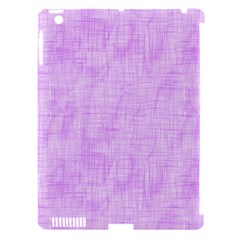 Hidden Pain In Purple Apple Ipad 3/4 Hardshell Case (compatible With Smart Cover) by FunWithFibro
