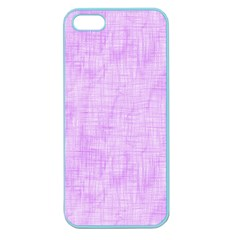 Hidden Pain In Purple Apple Seamless Iphone 5 Case (color) by FunWithFibro