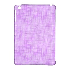 Hidden Pain In Purple Apple Ipad Mini Hardshell Case (compatible With Smart Cover) by FunWithFibro
