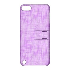 Hidden Pain In Purple Apple Ipod Touch 5 Hardshell Case With Stand by FunWithFibro