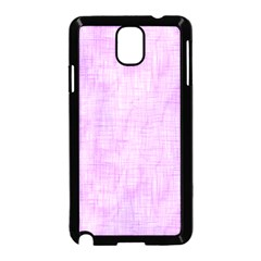 Hidden Pain In Purple Samsung Galaxy Note 3 Neo Hardshell Case (black) by FunWithFibro