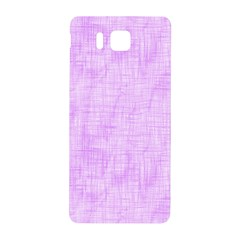 Hidden Pain In Purple Samsung Galaxy Alpha Hardshell Back Case by FunWithFibro