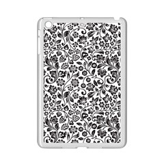 Elegant Glittery Floral Apple Ipad Mini 2 Case (white) by StuffOrSomething