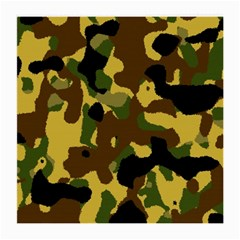 Camo Pattern  Glasses Cloth (medium) by Colorfulart23