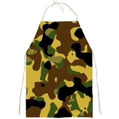 Camo Pattern  Apron by Colorfulart23