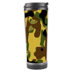 Camo Pattern  Travel Tumbler by Colorfulart23