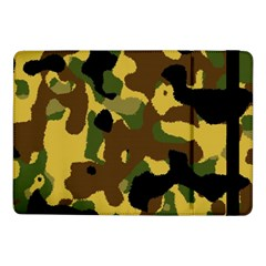 Camo Pattern  Samsung Galaxy Tab Pro 10 1  Flip Case by Colorfulart23