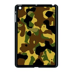 Camo Pattern  Apple Ipad Mini Case (black) by Colorfulart23