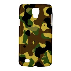 Camo Pattern  Samsung Galaxy S4 Active (i9295) Hardshell Case by Colorfulart23