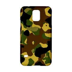 Camo Pattern  Samsung Galaxy S5 Hardshell Case  by Colorfulart23