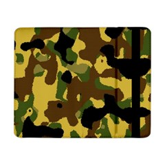 Camo Pattern  Samsung Galaxy Tab Pro 8 4  Flip Case by Colorfulart23