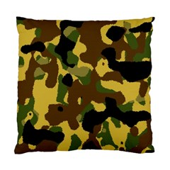 Camo Pattern  Cushion Case (single Sided)